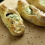 Lebanese Cheese Fatayer
